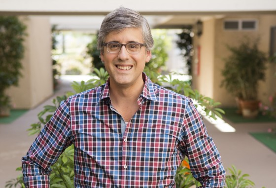 Host Mo Rocca of Cooking Channel's My Grandmother's Ravioli