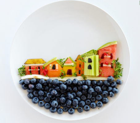 One of CulinaryCanvas' breathtaking food creations. Photo from http://culinarycanvas.tumblr.com.