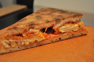 Lefover Parmwich