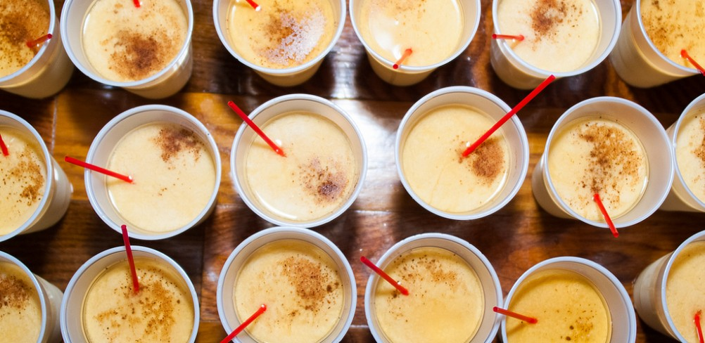 this puerto rican eggnog puts the feliz in your navidad - Puerto Rican Christmas Drink