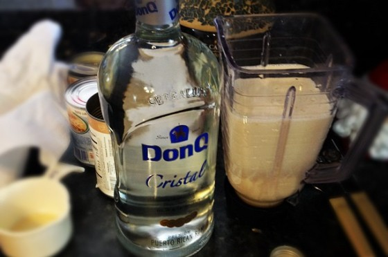 filed under christmas coconut coqui the chef coquito drinking drinks puerto rican recipes - Puerto Rican Christmas Drink