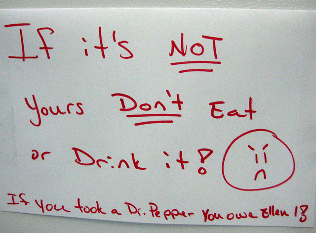 food-theft-note