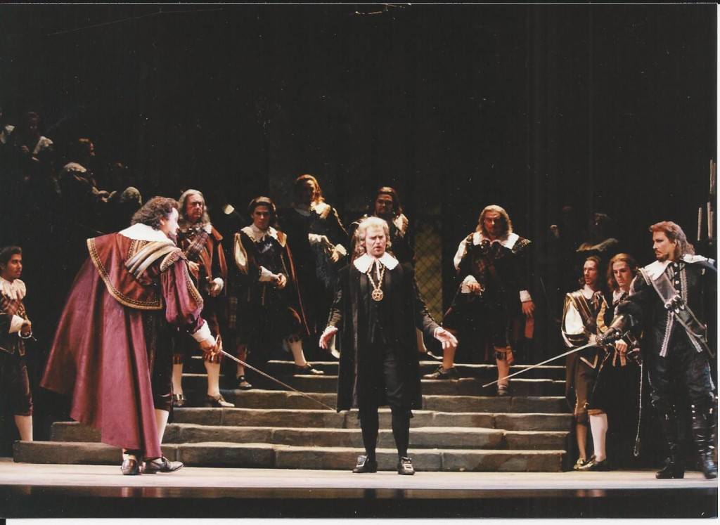 Lucia Miami Opera Edgardo (far right)