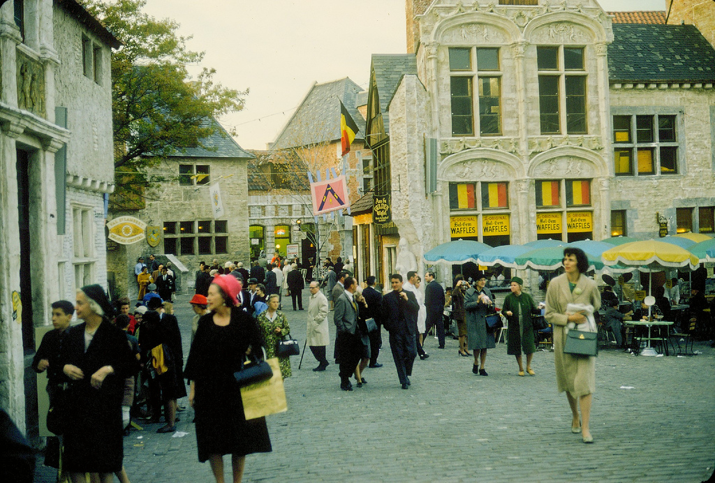 BelGemBelgianVillage1964WorldsFair_DJBerson