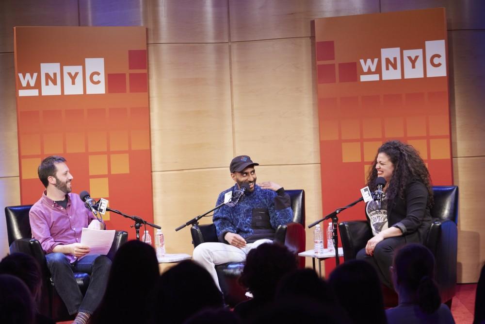 NYPR Hodgepod: Sporkful LIVE w/ Rosie Perez