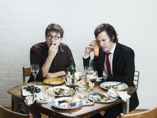 DPD Host Photo - Rico Gagliano (L) and Brendan Francis Newnam (R)