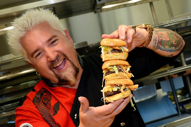 Guy Fieri Doesn T Live On A Yacht That Shoots Rockets
