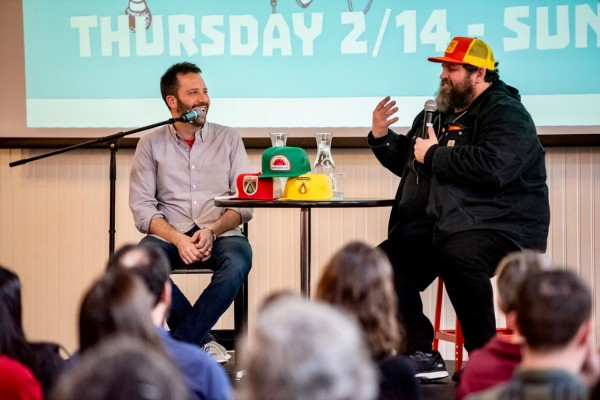 Draplin and Pashman