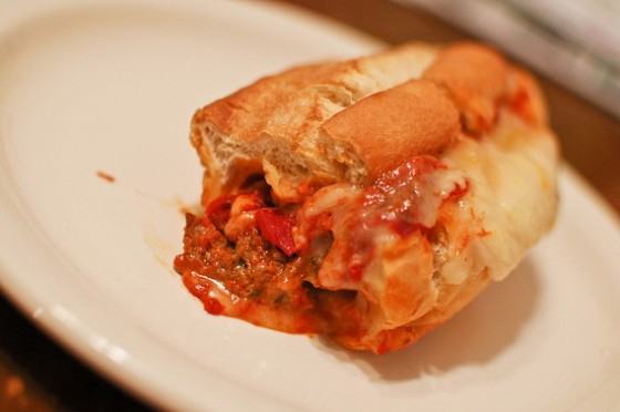 How To Reheat A Leftover Meatball Sub Audio